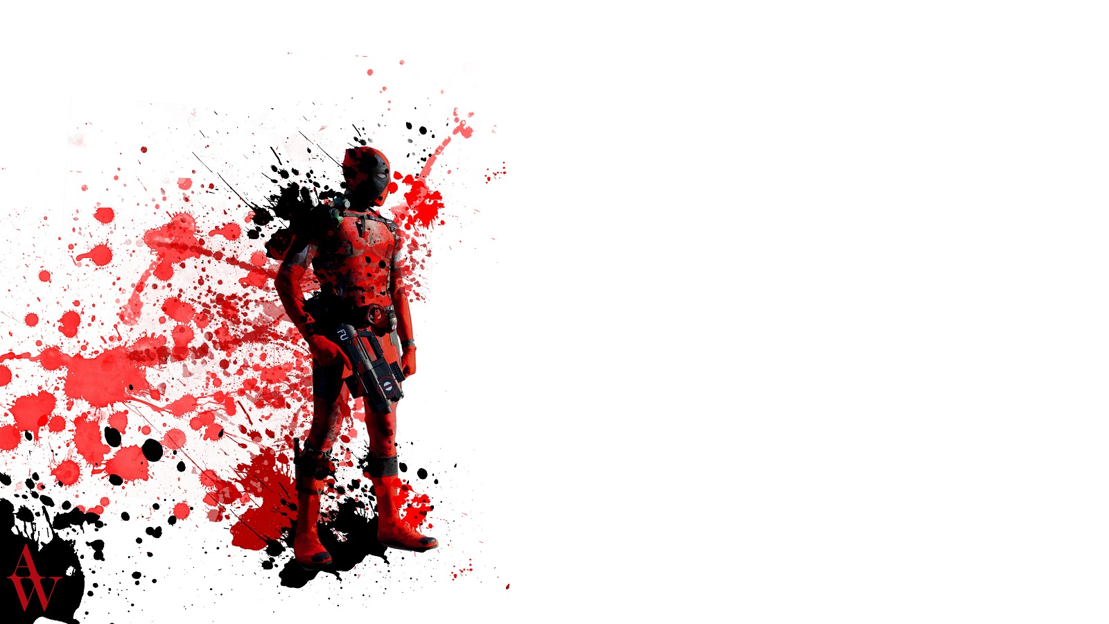 Wallpaper Emo Girl Style Deadpool Wallpaper Hd Free Download Pixelstalk Net