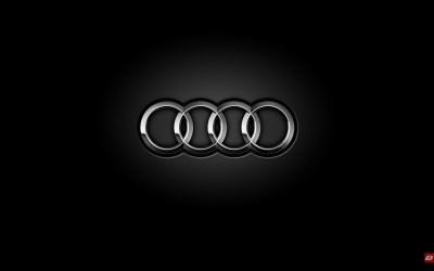 Audi Logo Wallpaper HD | PixelsTalk.Net