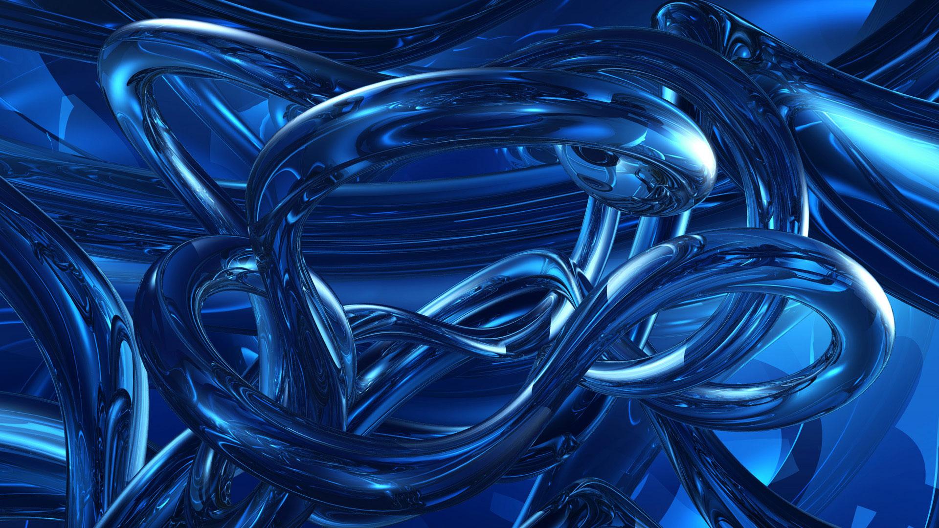 Earth And Moon 3d Wallpaper Dark Blue Wallpaper Hd Pixelstalk Net