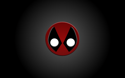 Deadpool Logo Wallpaper HD | PixelsTalk.Net