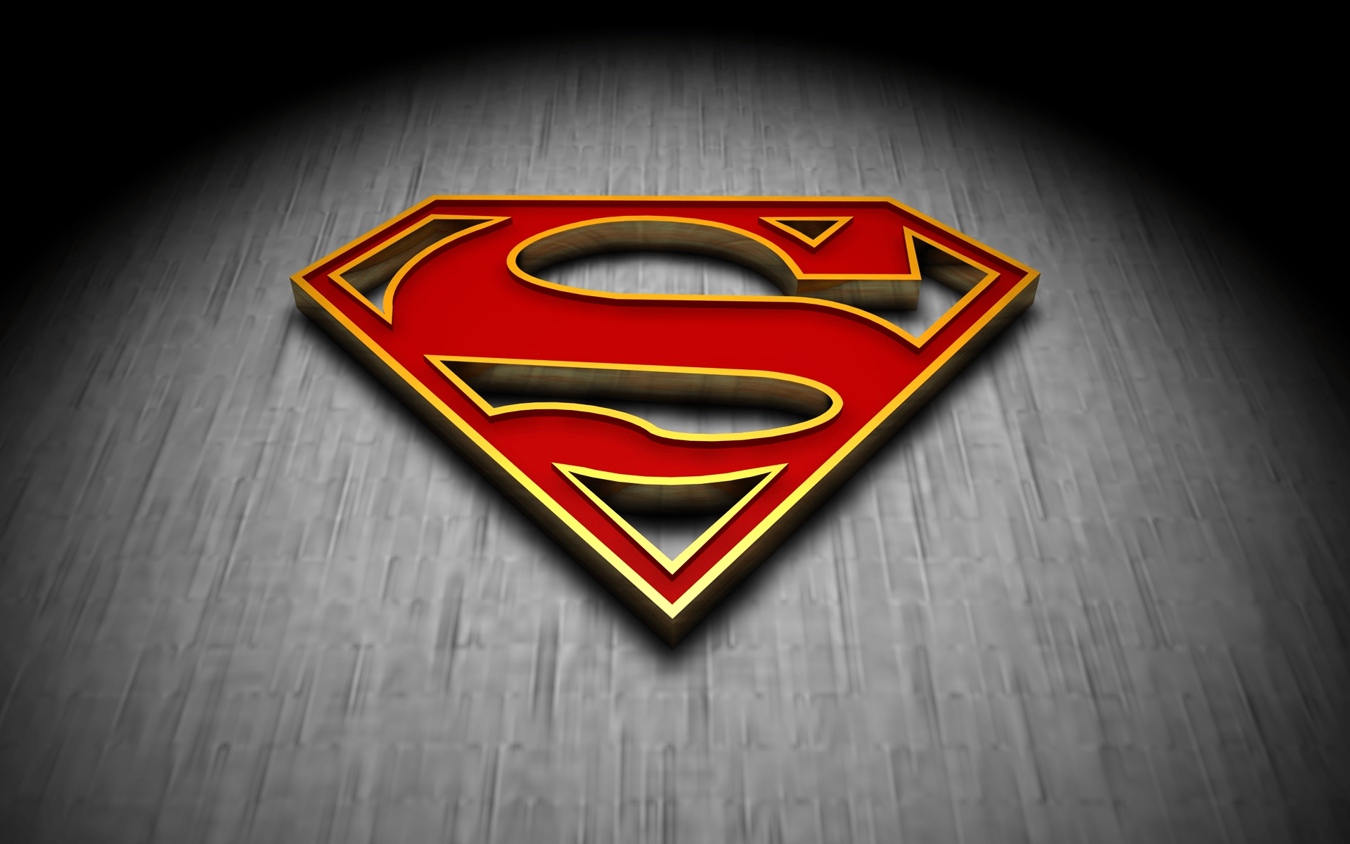 3d Fire Wallpaper Desktop Logo Superman Wallpaper Hd Free Download Pixelstalk Net