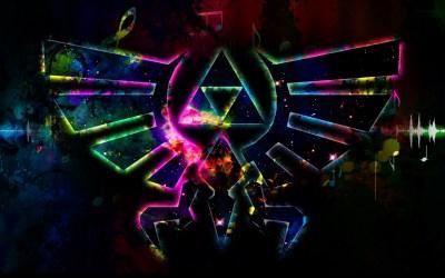 Zelda Logo Wallpaper | PixelsTalk.Net