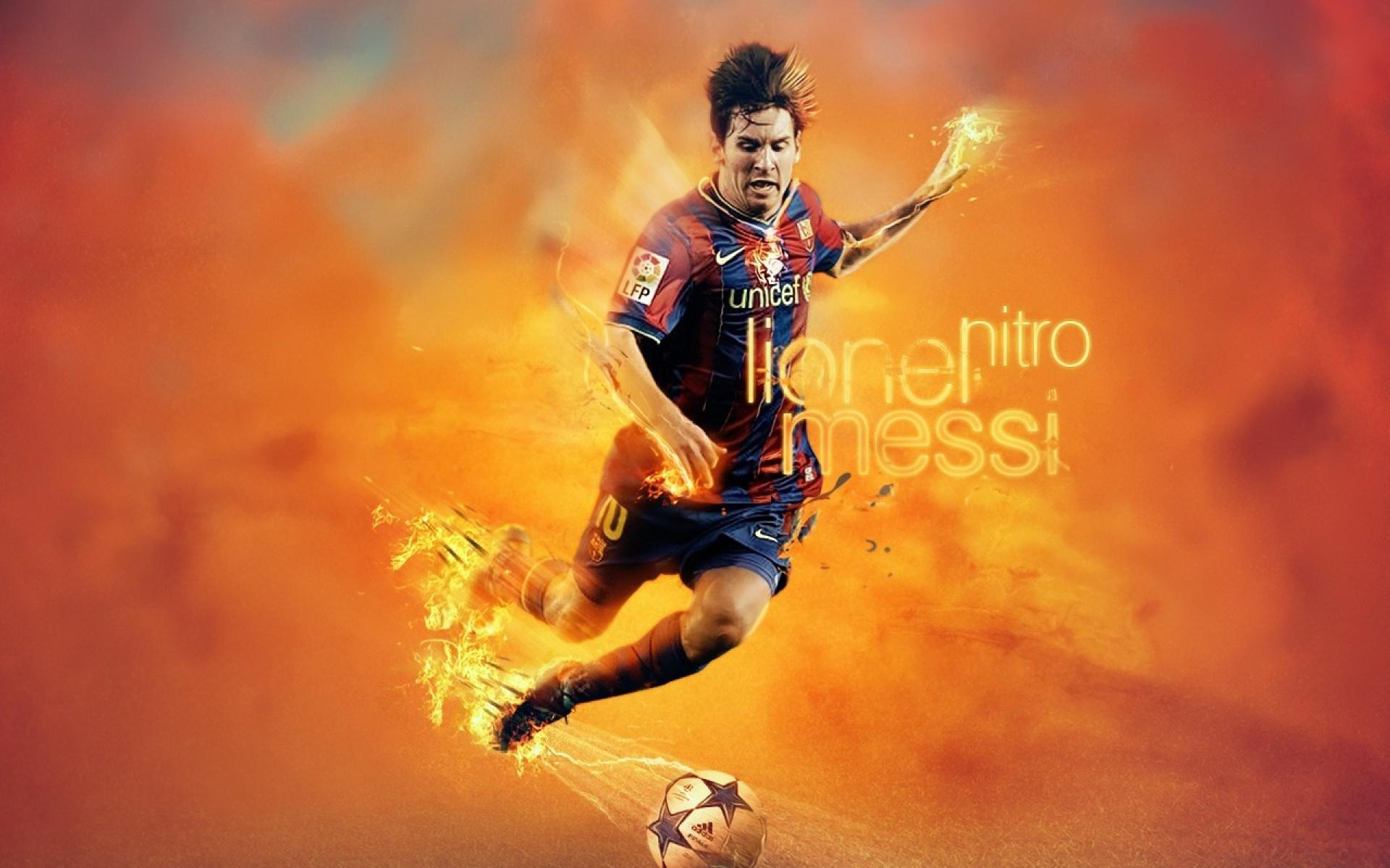 Wallpaper Barcelona Fc 3d Messi Football Wallpapers Hd Pixelstalk Net
