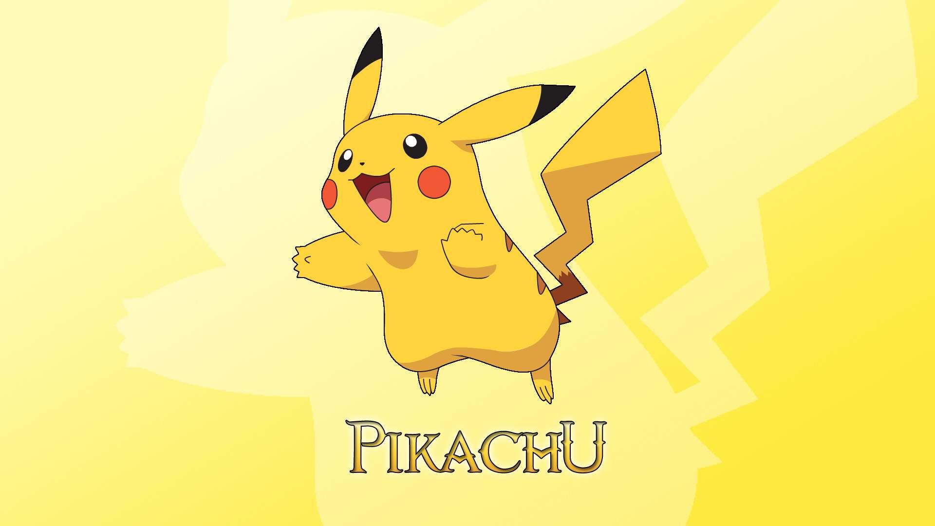 Simple Wallpaper Cute Pikachu Wallpapers Hd Pixelstalk Net