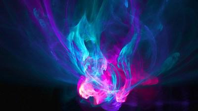 Blue Fire Wallpaper HD | PixelsTalk.Net