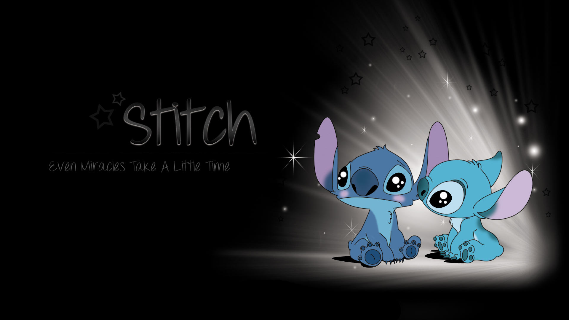 Cute Pics For Mobile Wallpapers Free Stitch Backgrounds Pixelstalk Net