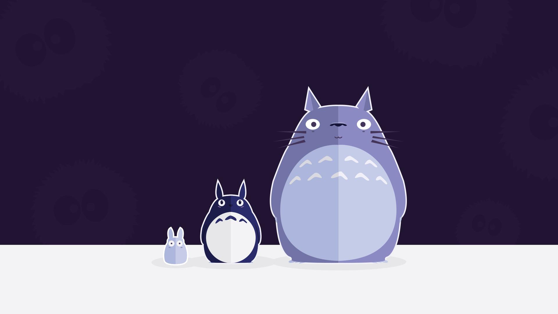 3d Windows Phone Wallpaper Totoro Wallpapers Hd Pixelstalk Net