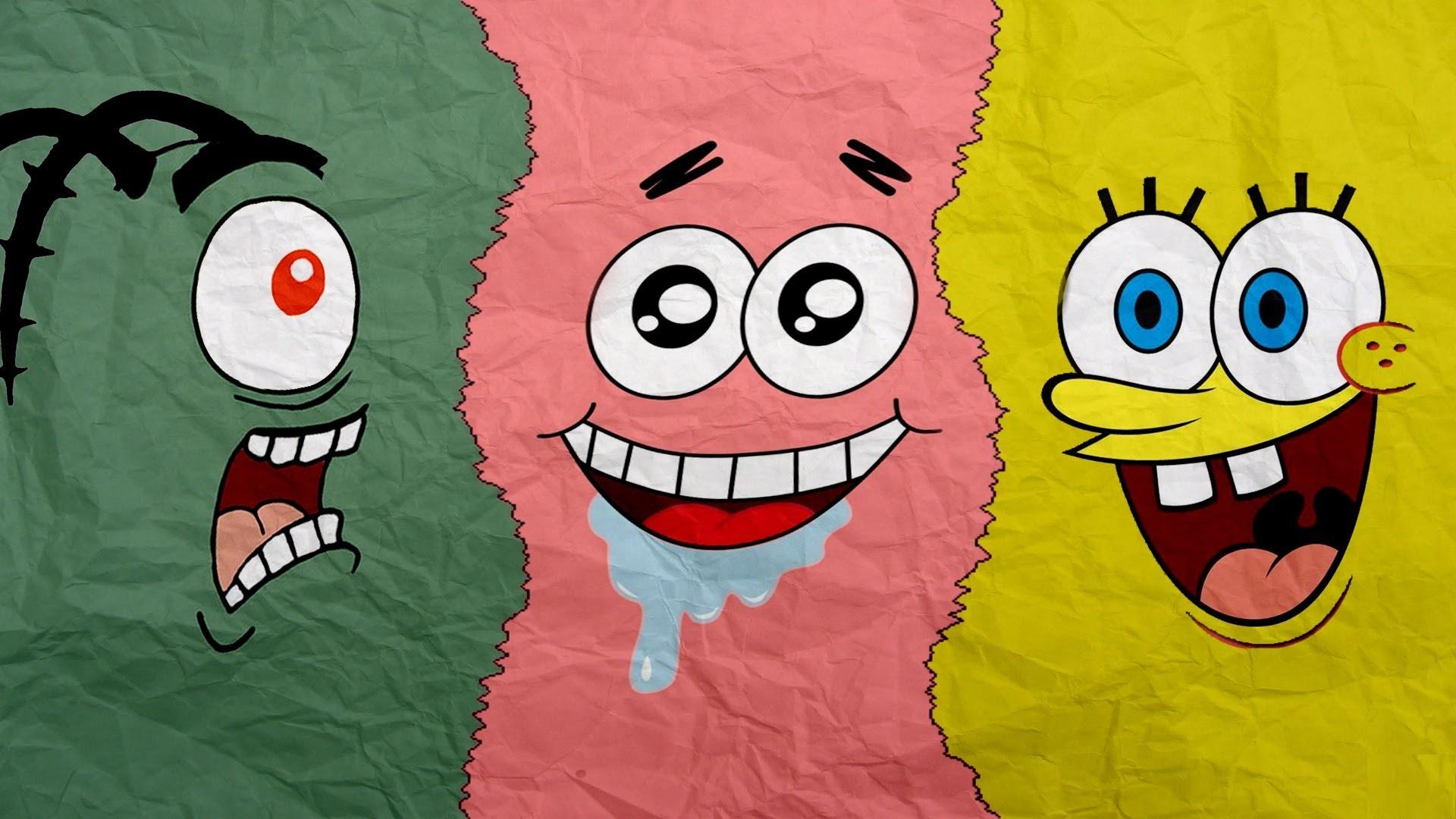 Happy New Year 3d Live Wallpaper Cute Spongebob Wallpaper Hd Pixelstalk Net