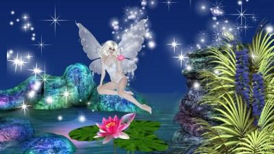 Fairy Wallpapers HD   PixelsTalk.Net