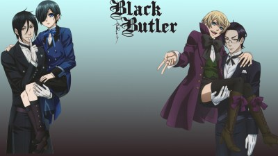 Black Butler Wallpapers HD | PixelsTalk.Net