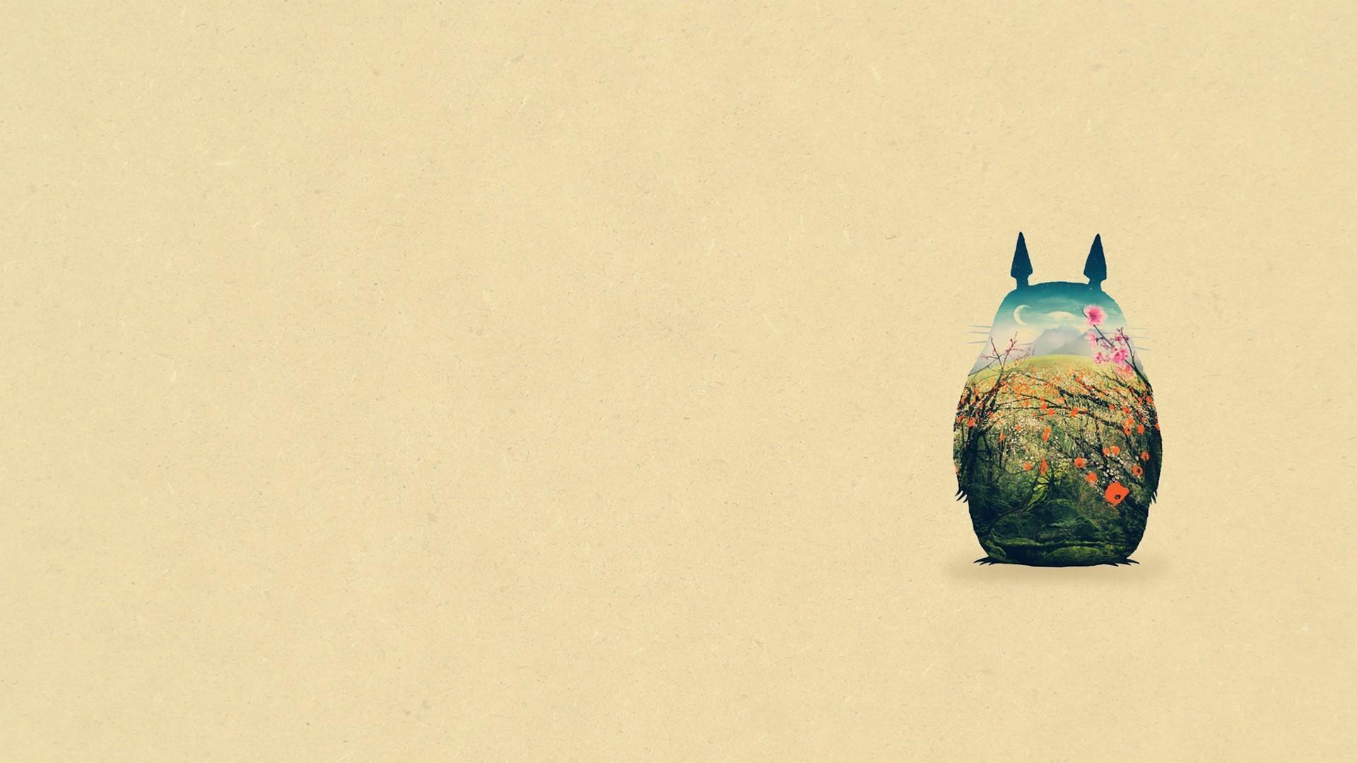 Fall Desktop Wallpaper Hd Totoro Backgrounds Free Download Pixelstalk Net