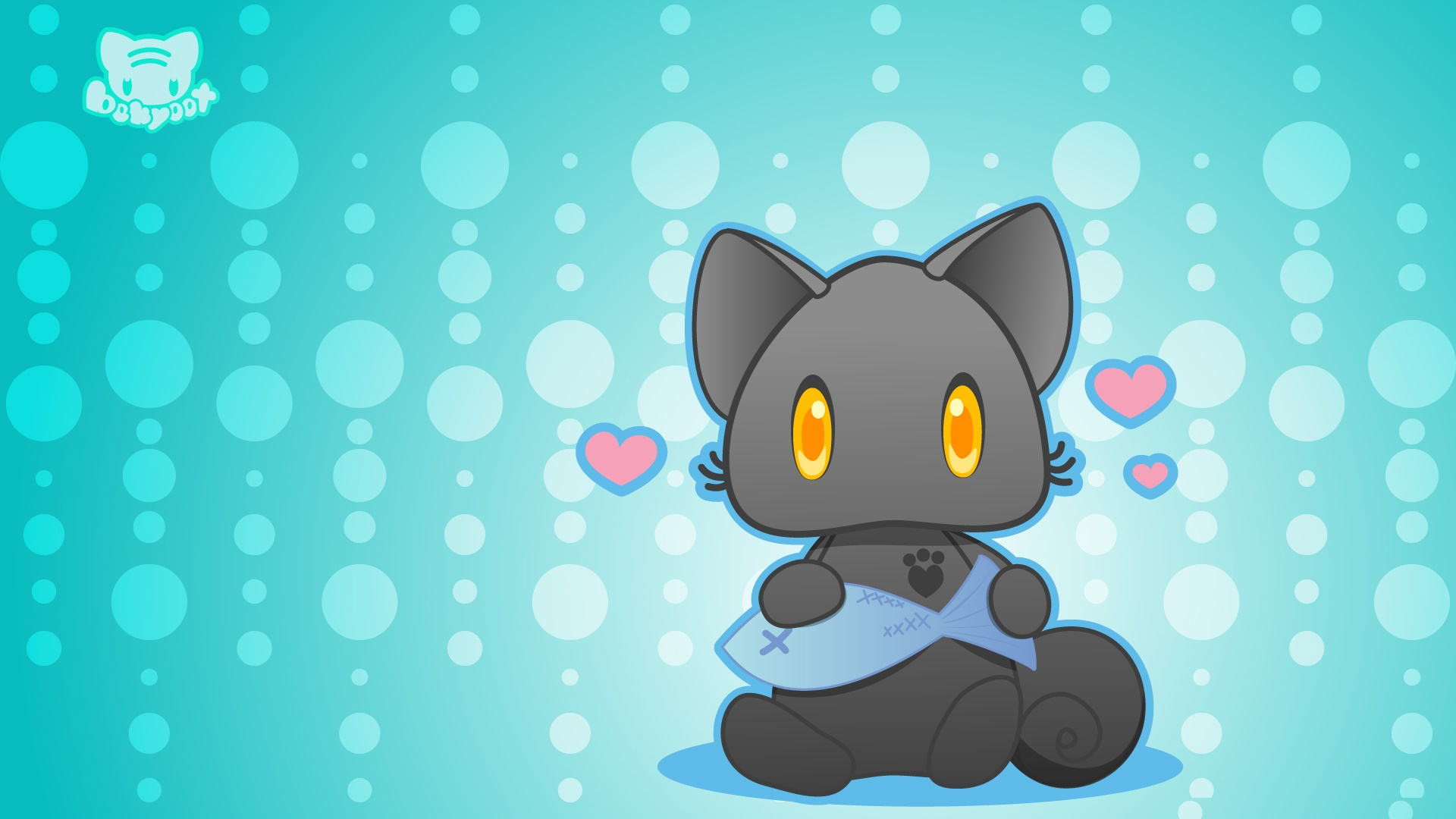 Cute Cartoon Sushi Wallpaper Kawaii Backgrounds Desktop Wallpapers Pixelstalk Net