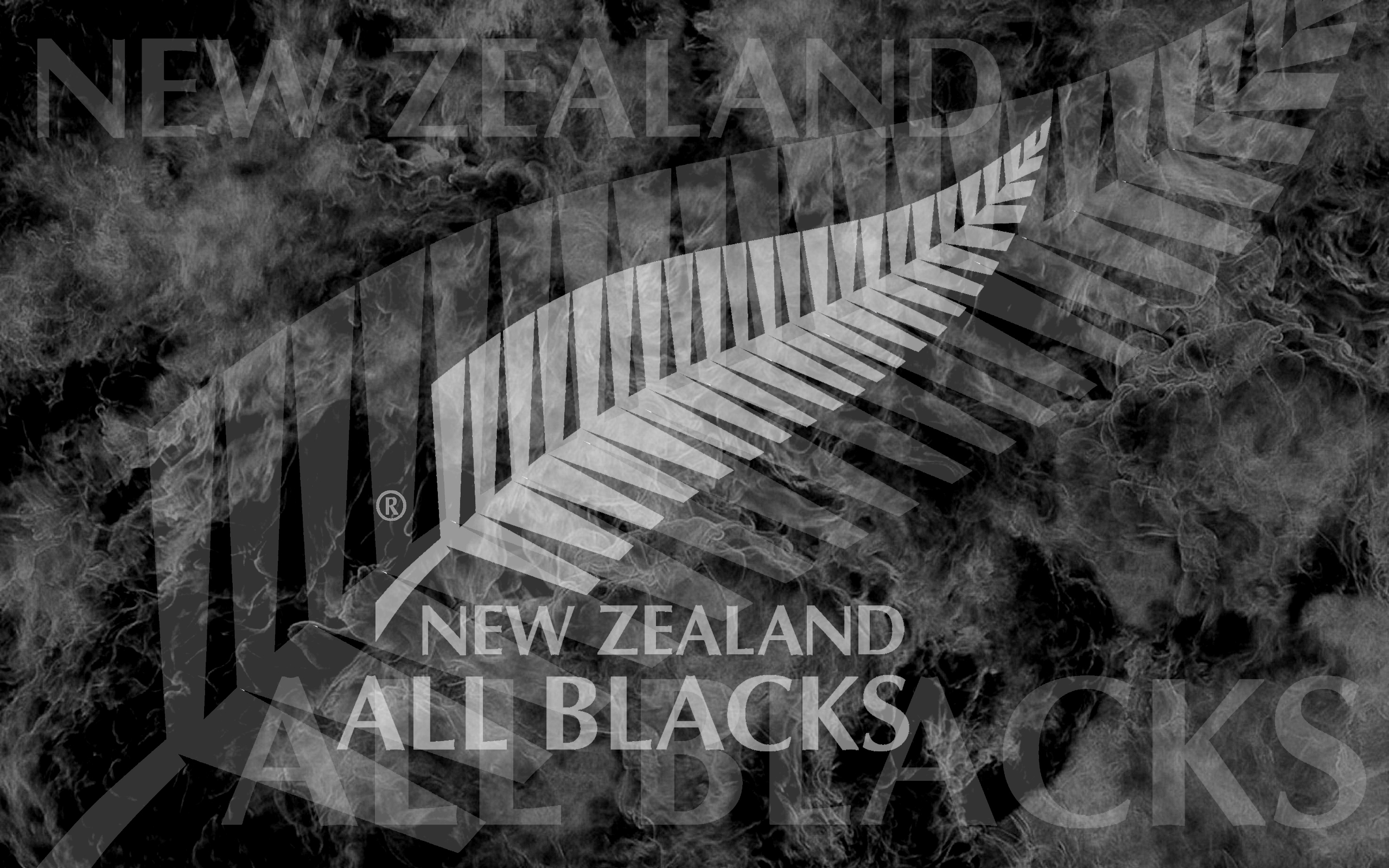 Awesome 3d Art Wallpaper Free New Zealand All Black Rugby Hd Backgrounds