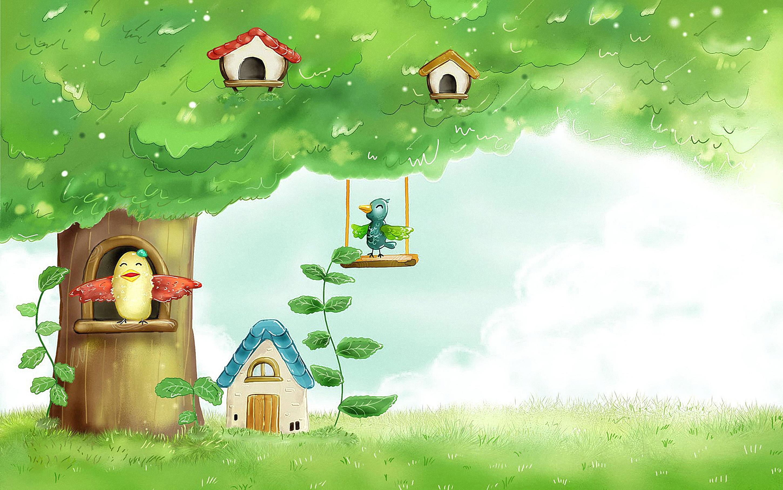 Animated Christmas Wallpaper Windows 7 Cartoon Hd Wallpapers High Quality Pixelstalk Net