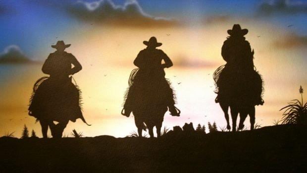 3d Wallpaper Cowboys Cowboy Desktop Hd Wallpapers Pixelstalk Net