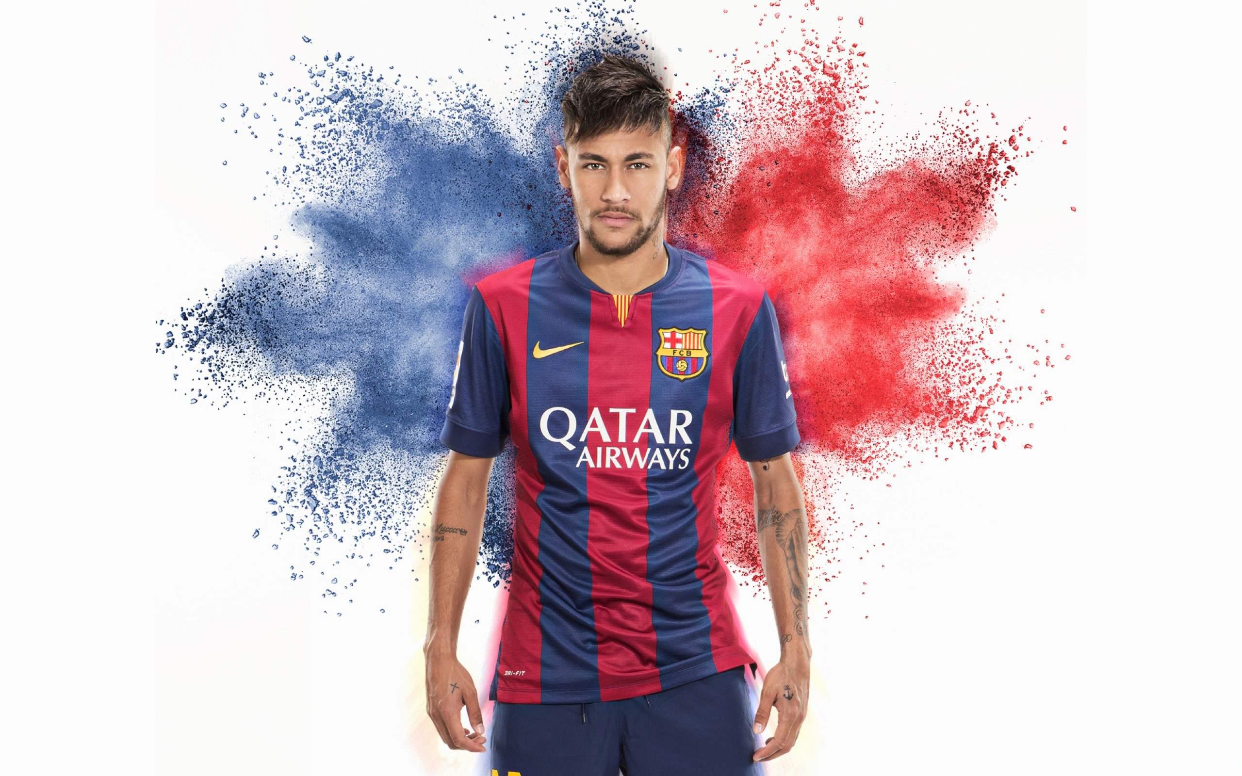 Fc barcelona neymar hd wallpapers 1080p