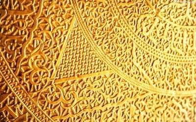 Black and Gold Wallpaper HD | PixelsTalk.Net