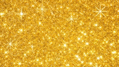 Gold Glitter Wallpaper HD | PixelsTalk.Net