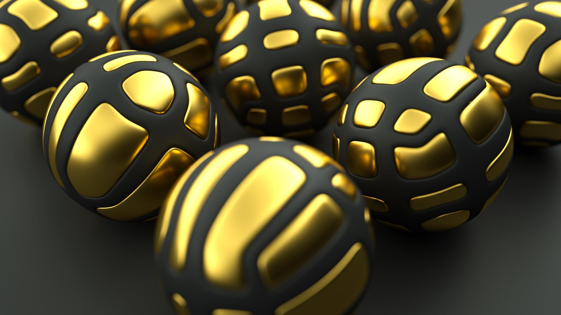 Cool 3d Wallpaper Websites Black And Gold Wallpaper Hd Pixelstalk Net