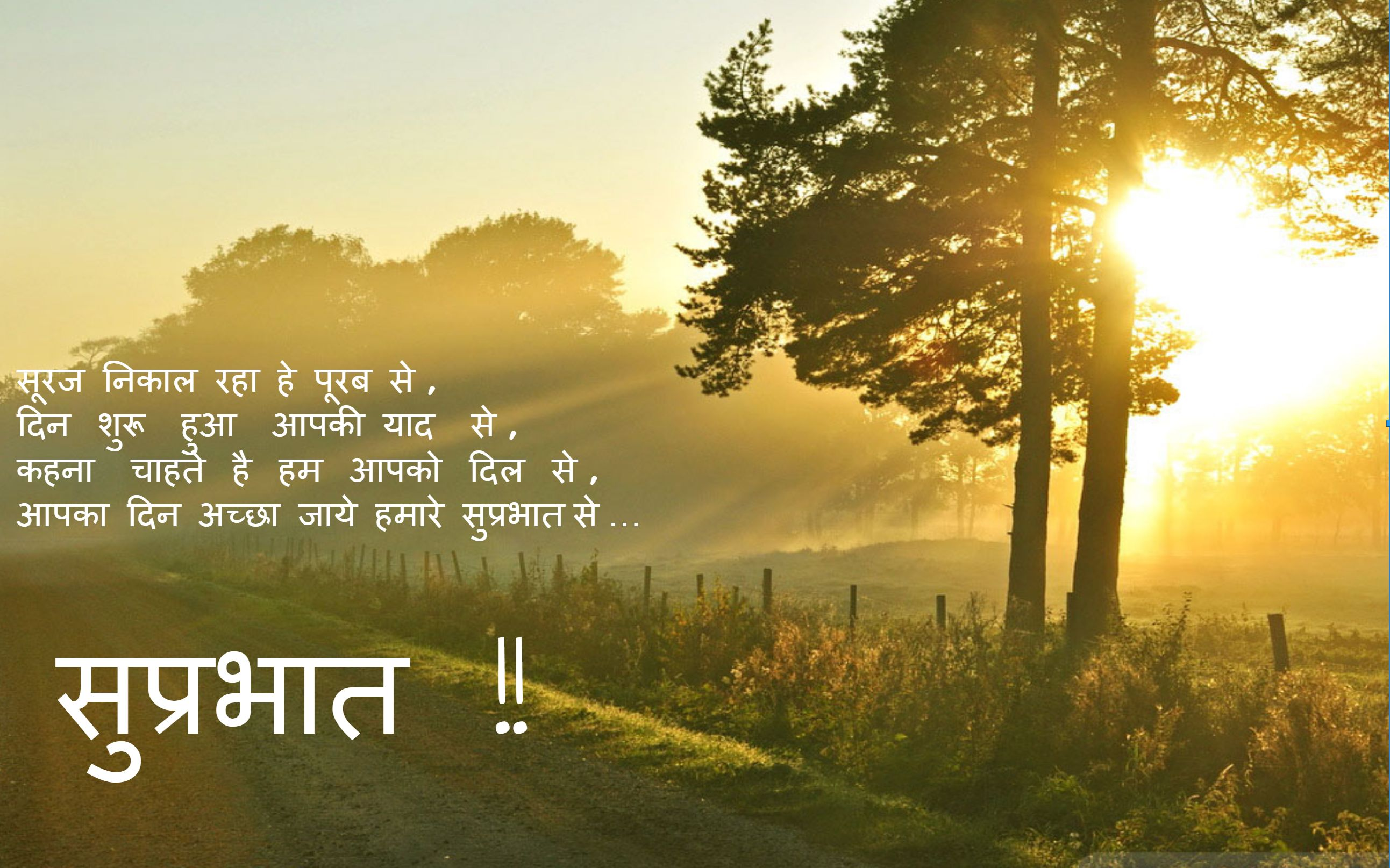 Good Evening Wallpaper With Quotes In Hindi Free Good Morning Wallpapers Download Pixelstalk Net