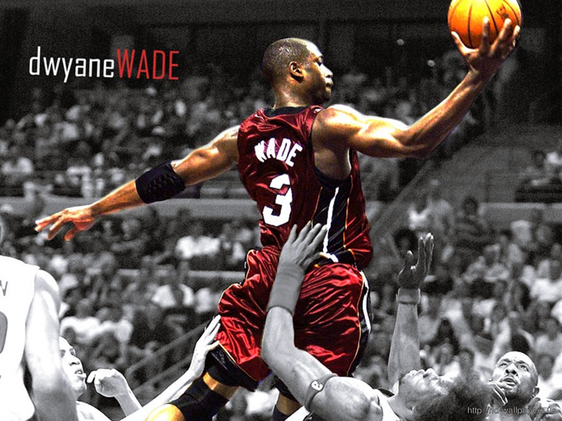 Summer Quotes Wallpaper Hd Hd Dwyane Wade Wallpapers Pixelstalk Net