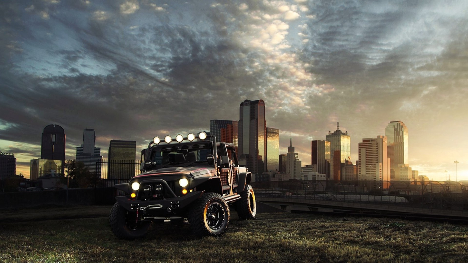Mahindra And Mahindra Cars Wallpapers Jeep Wallpaper Hd Pixelstalk Net