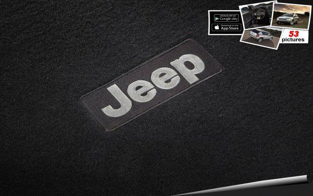 Car Black And Green Wallpaper Jeep Logo Wallpapers Pixelstalk Net