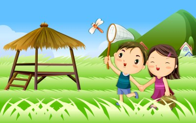 Cute Cartoon Backgrounds Free Download | PixelsTalk.Net