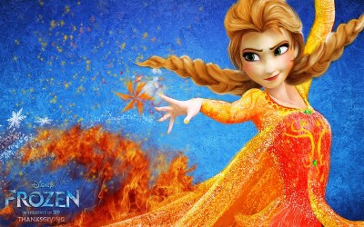 Elsa Frozen Wallpapers HD | PixelsTalk.Net