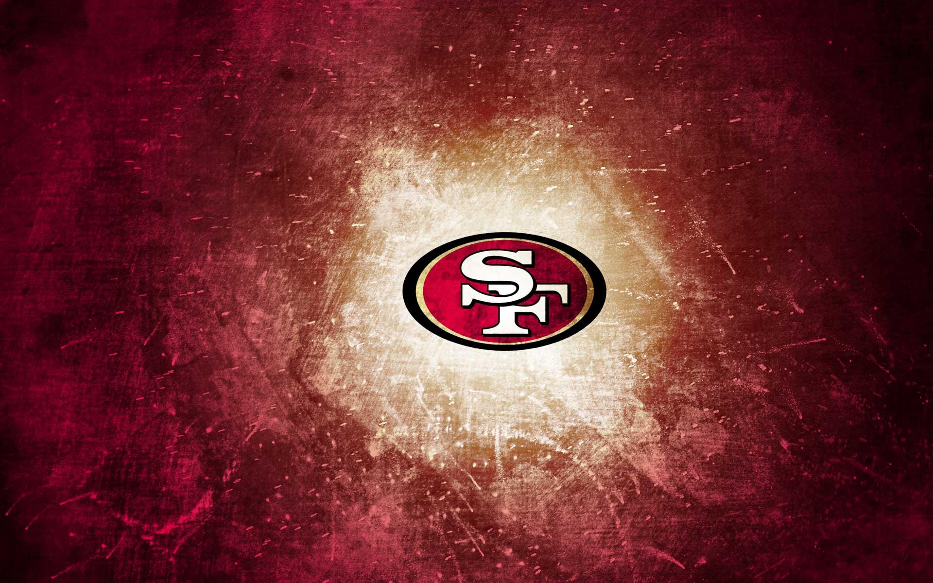 49ers 3d Wallpaper San Francisco 49ers Logo Hd Wallpapers Pixelstalk Net