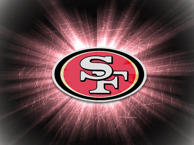 Nike Basketball Hd Wallpaper San Francisco 49ers Logo Hd Wallpapers Pixelstalk Net