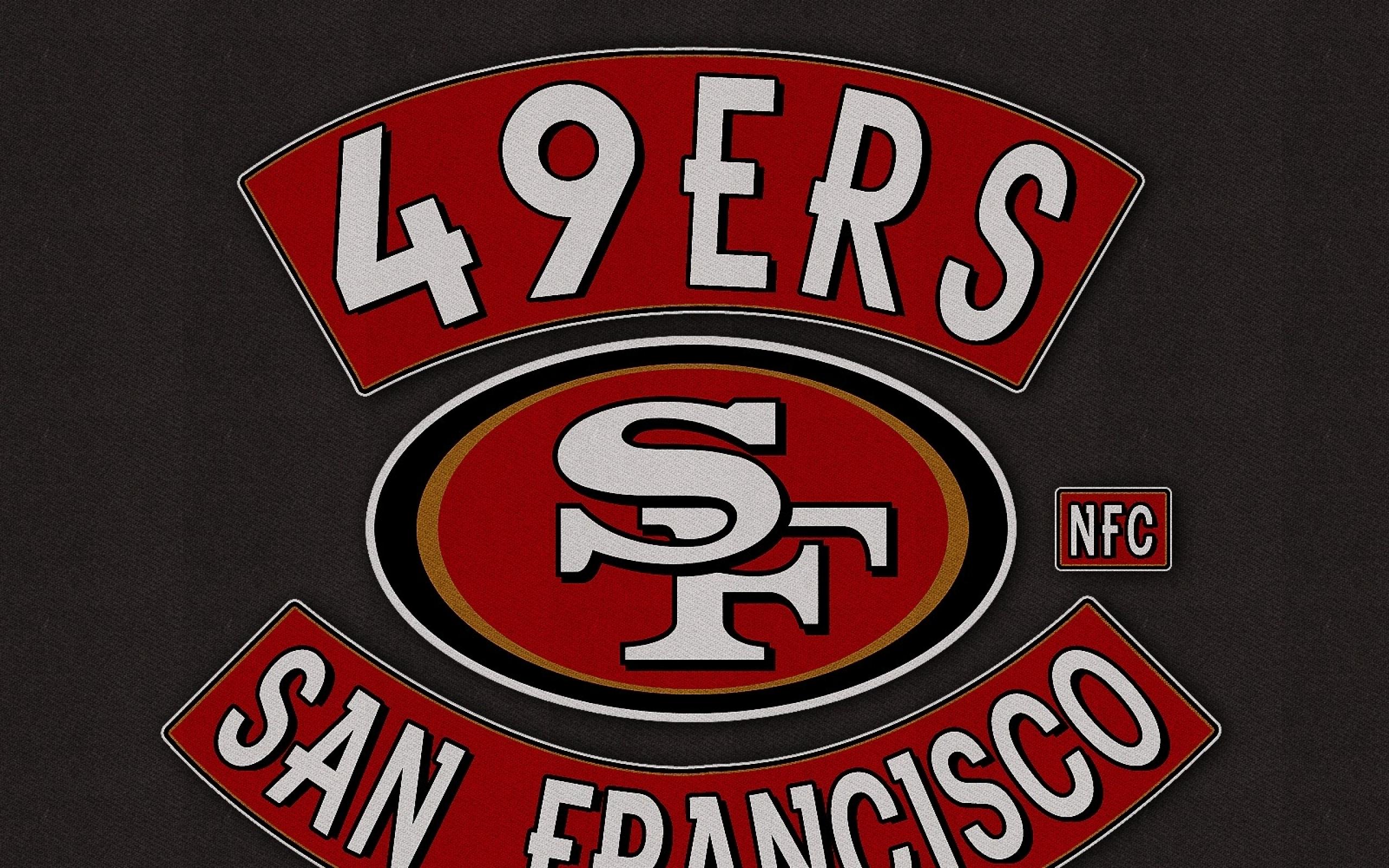 49ers Iphone Wallpaper Hd San Francisco 49ers Logo Hd Wallpapers Pixelstalk Net