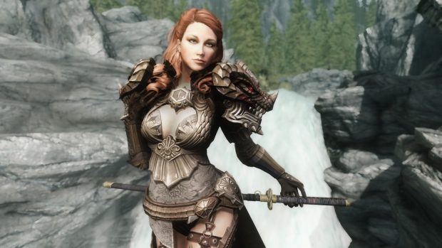 Skyrim Fall Wallpaper Hd Skyrim Hd Wallpapers Pixelstalk Net