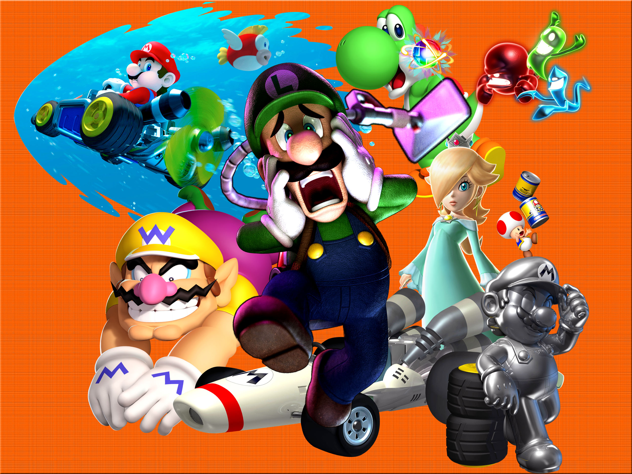 Inspirational Quotes Wallpaper Download Super Mario Hd Backgrounds Pixelstalk Net
