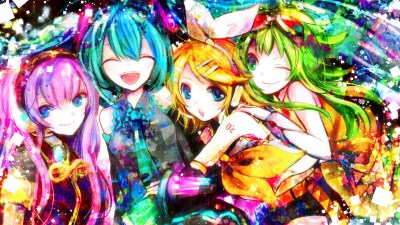 Vocaloid HD Wallpapers | PixelsTalk.Net