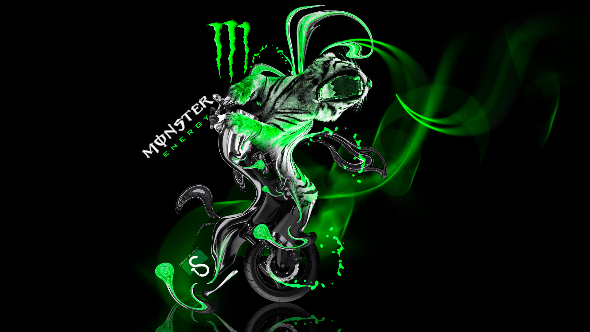 Hd Wallpaper Car And Bike Download Monster Energy Wallpaper Hd Pixelstalk Net