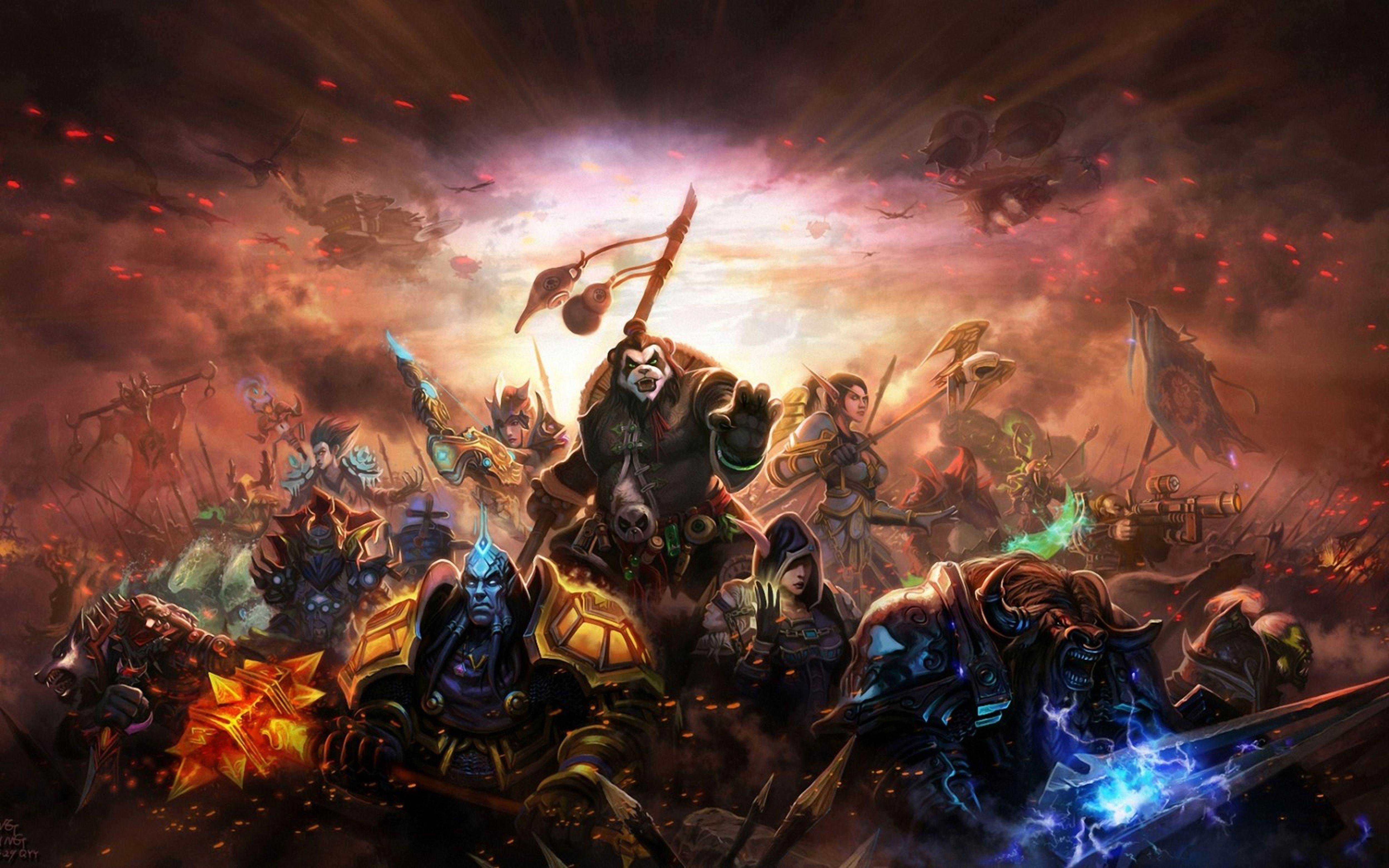 Zelda Hd Wallpaper World Of Warcraft Wallpapers High Quality Pixelstalk Net