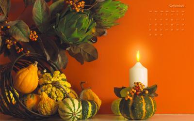 3D Thanksgiving Wallpapers HD | PixelsTalk.Net