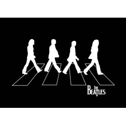 Small Crop Of The Beatles Wallpaper