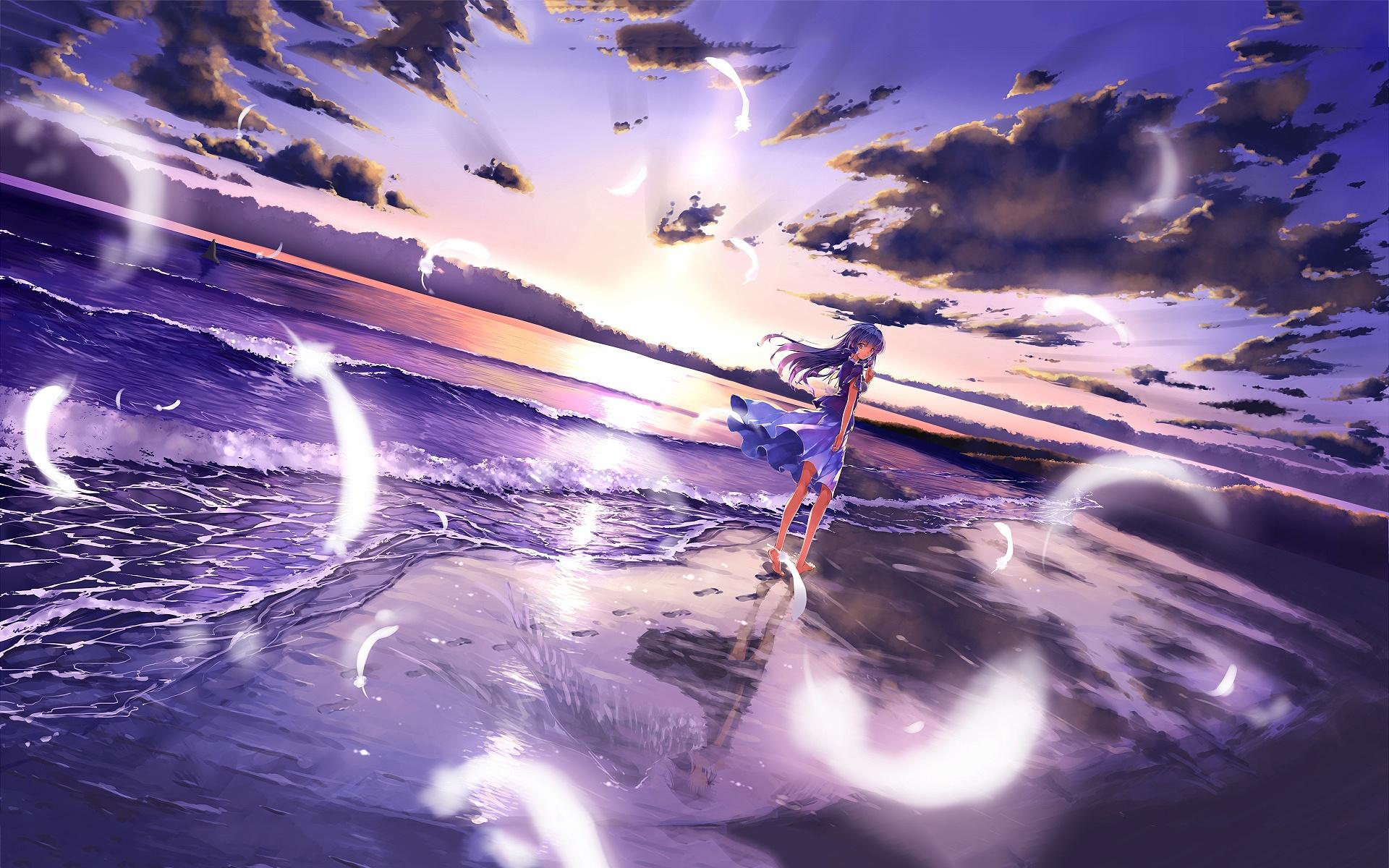 Cute Totoro Wallpaper Anime Girl Hd Wallpapers Pixelstalk Net