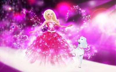 Free Desktop Barbie Wallpaper | PixelsTalk.Net