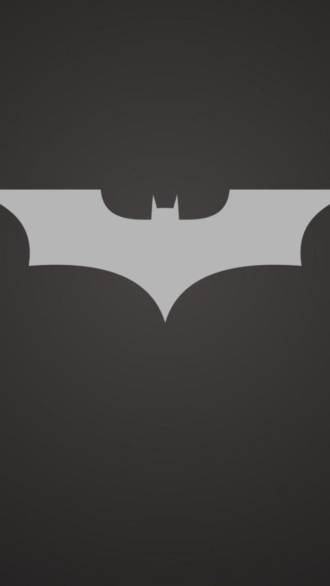 Batman Logo Iphone Wallpapers Pixelstalk Net