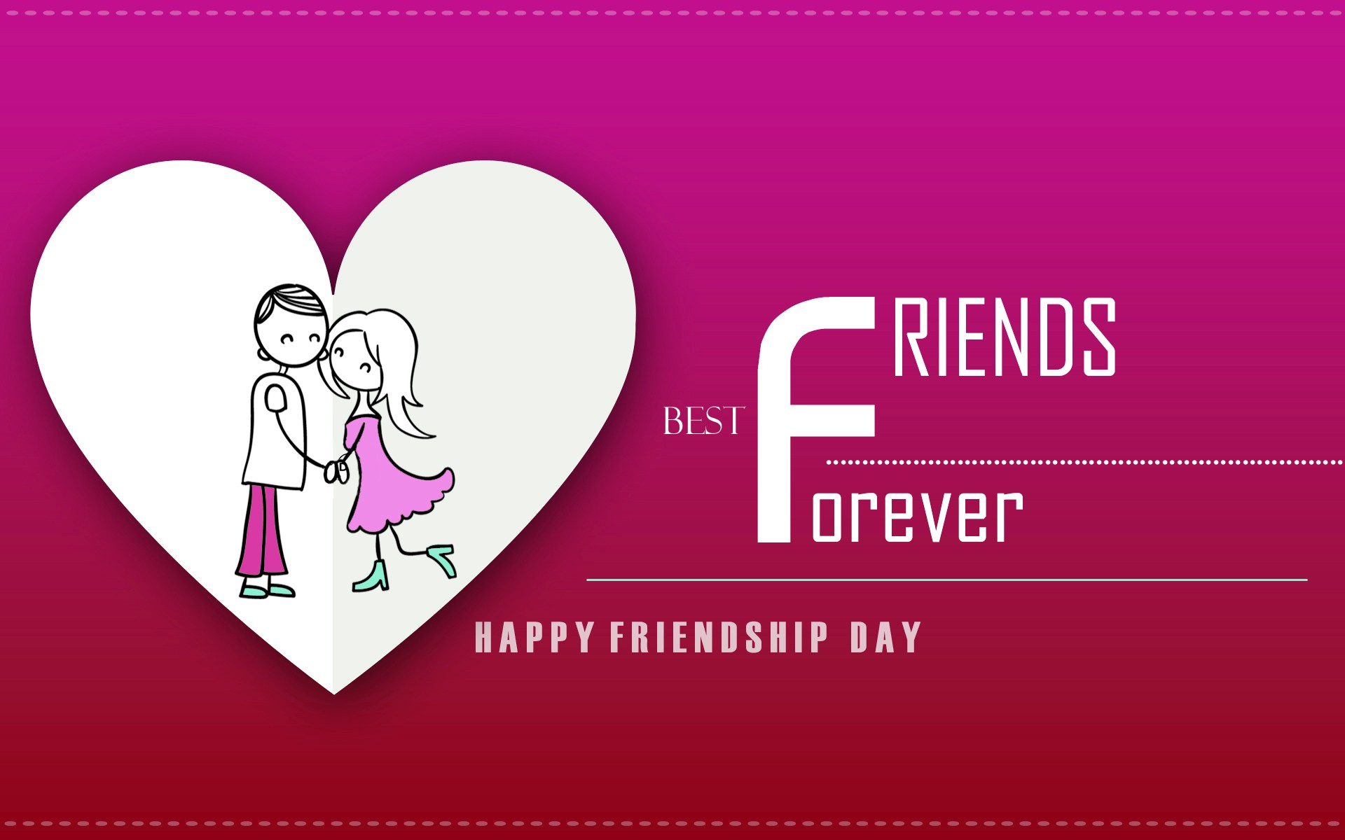 3d Wallpapers Friends Forever Download Free Best Friends Forever Backgrounds