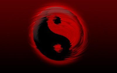 Black And Red Wallpaper HD | PixelsTalk.Net