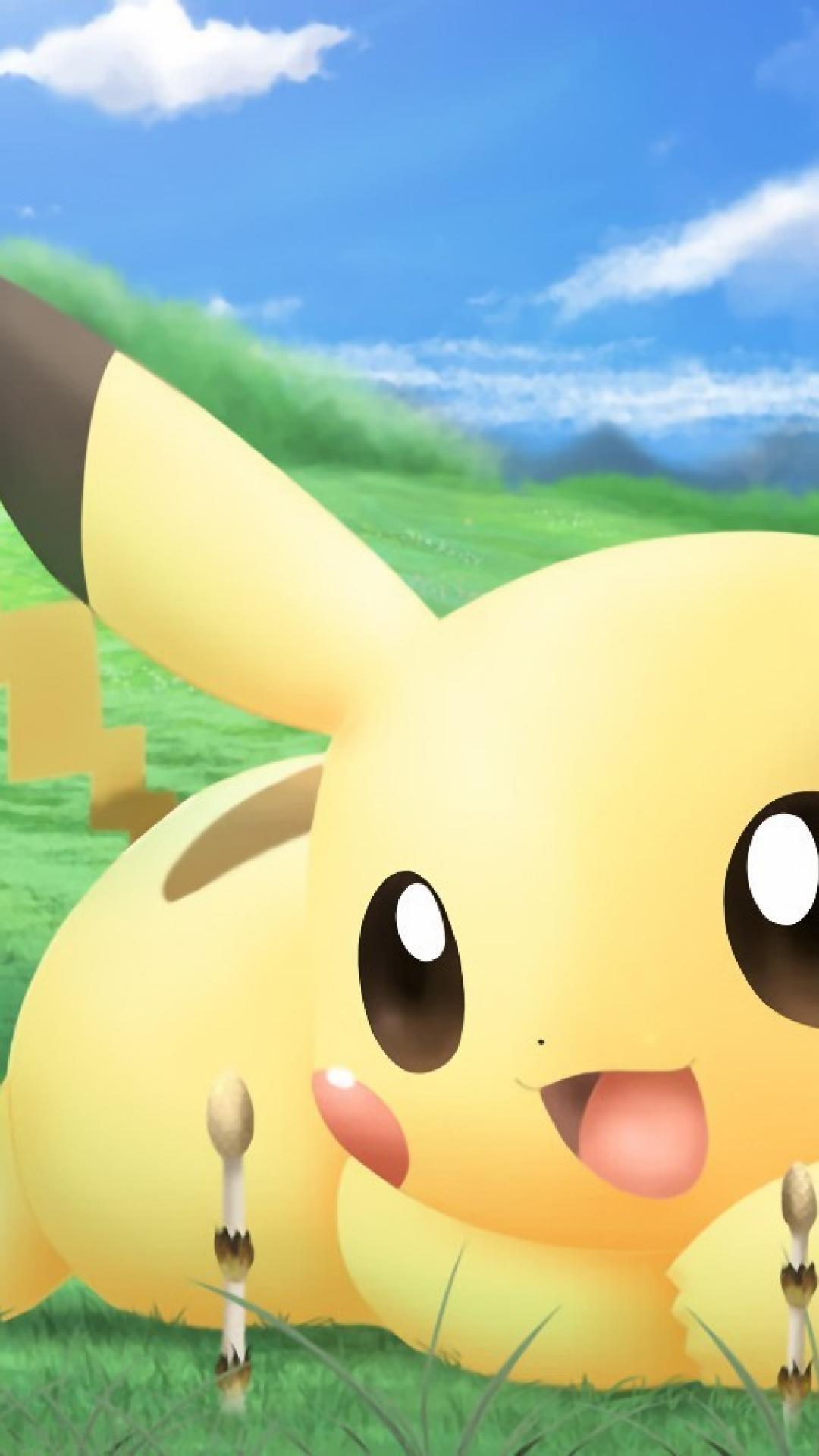 Cute Pokemon Iphone Wallpaper Pokemon Iphone Backgrounds Pixelstalk Net