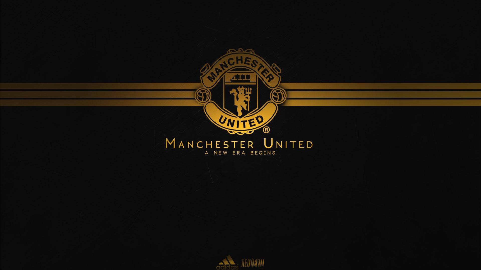 Manchester United Logo Wallpaper 3d Desktop Mu Logo Wallpapers Pixelstalk Net