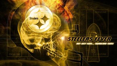 Pittsburgh Steelers Logo Wallpaper HD | PixelsTalk.Net