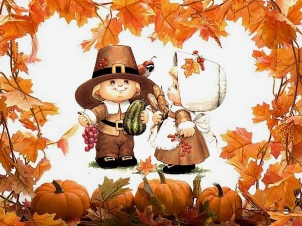 Mickey Mouse 3d Wallpaper Disney Thanksgiving Wallpapers Hd Free Download