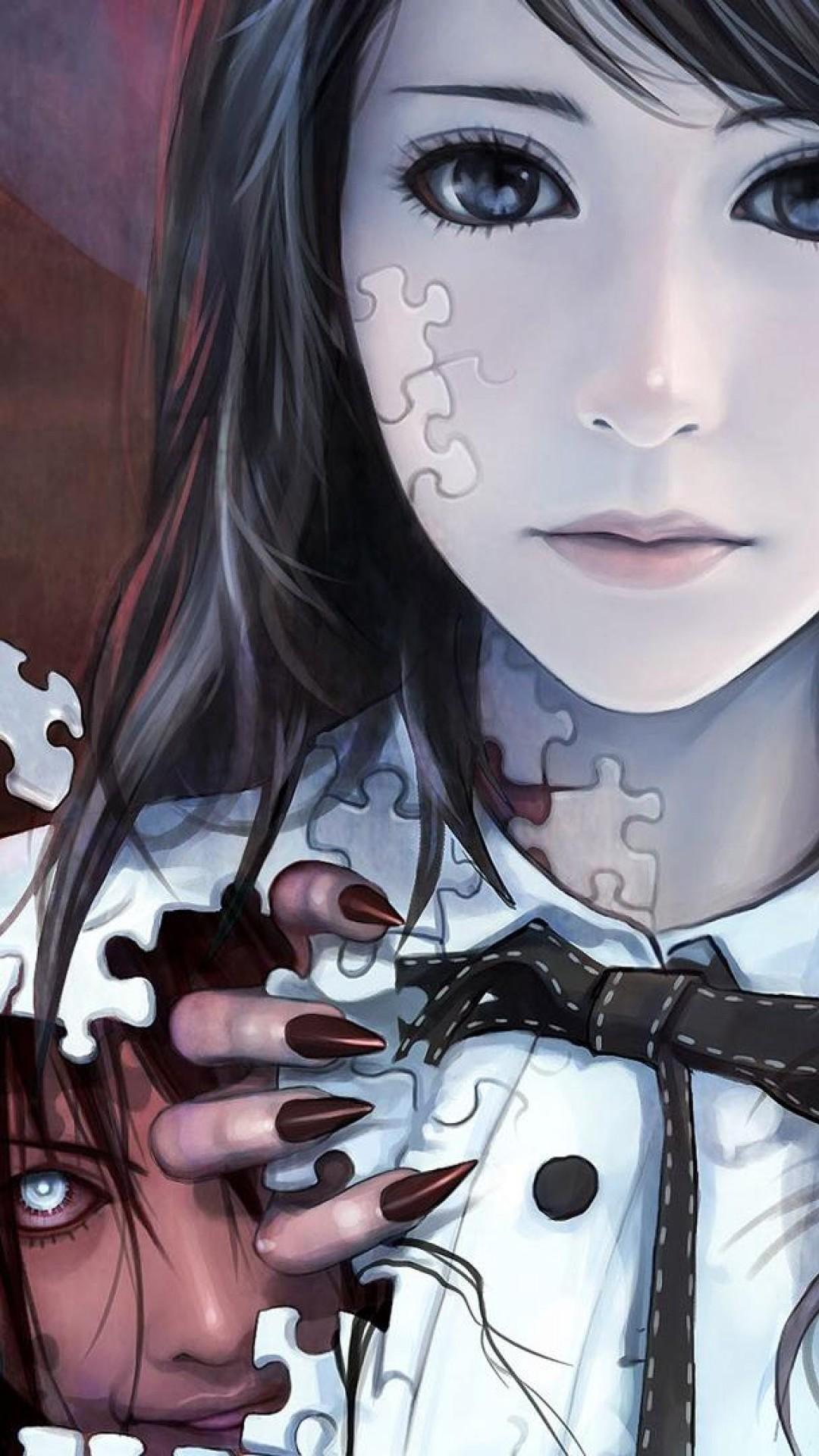 Cute Small Girl Full Hd Wallpaper Anime Iphone Backgrounds Pixelstalk Net