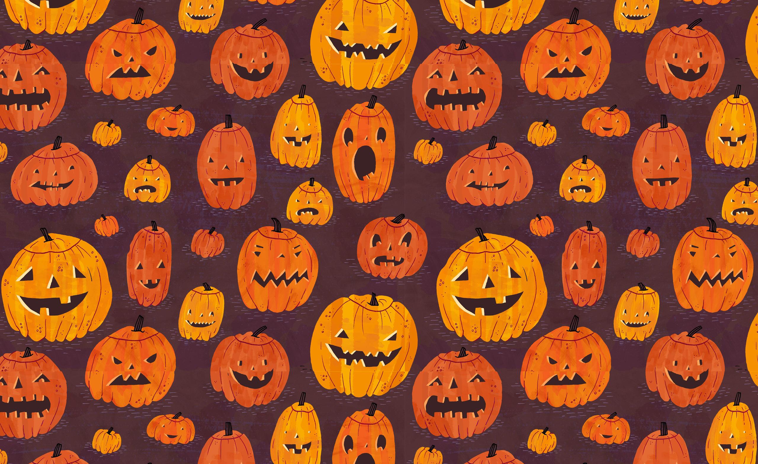 Pumpkins Fall Wallpaper Free Hd Pumpkin Wallpapers Pixelstalk Net